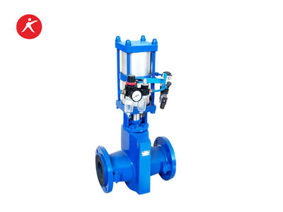 Pneumatic Pinch Control Valve for Water Wholesale