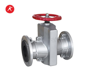 Manual Stainless Steel Pinch Valve for Water Wholesale