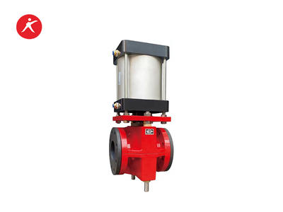 Professional Pneumatic Pinch Control Valve for Water Wholesale