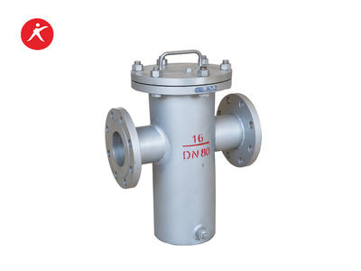 Professional Stainless Steel Industrial Basket Type Strainer on Sale (SBL)